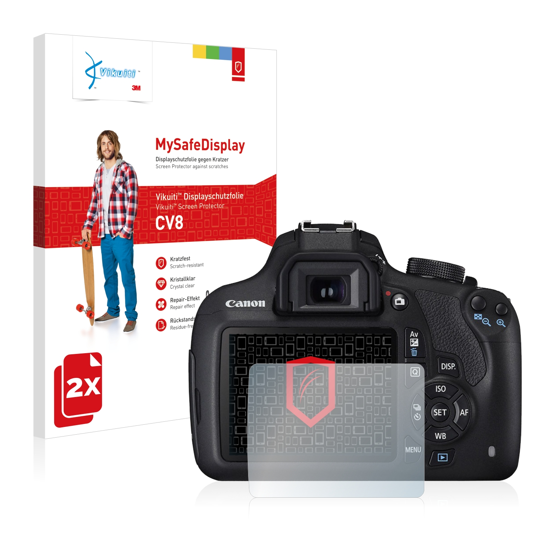 Ochranná fólie CV8 od 3M pro Canon EOS 1200D, 2ks