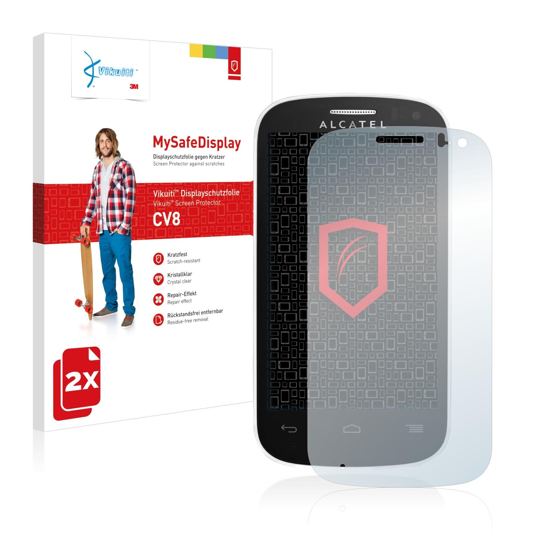 Ochranná fólie CV8 od 3M pro Alcatel One Touch OT-4033D, 2ks