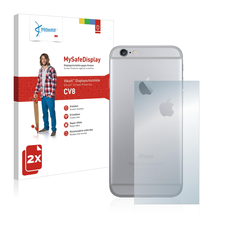 Ochranná fólie CV8 od 3M pro Apple iPhone 6 Zadní strana (Mittelfläche + LogoCut), 2ks