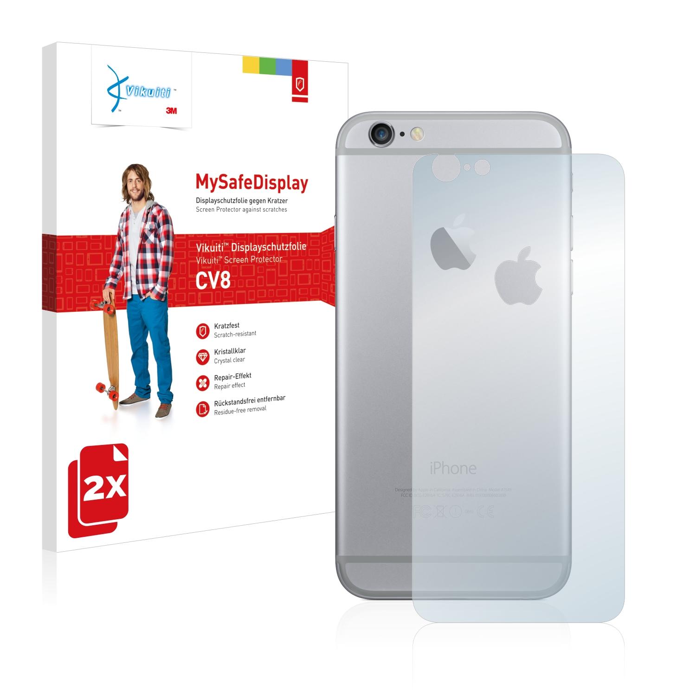 Ochranná fólie CV8 od 3M pro Apple iPhone 6 Zadní strana (gesamte Fläche + LogoCut), 2ks