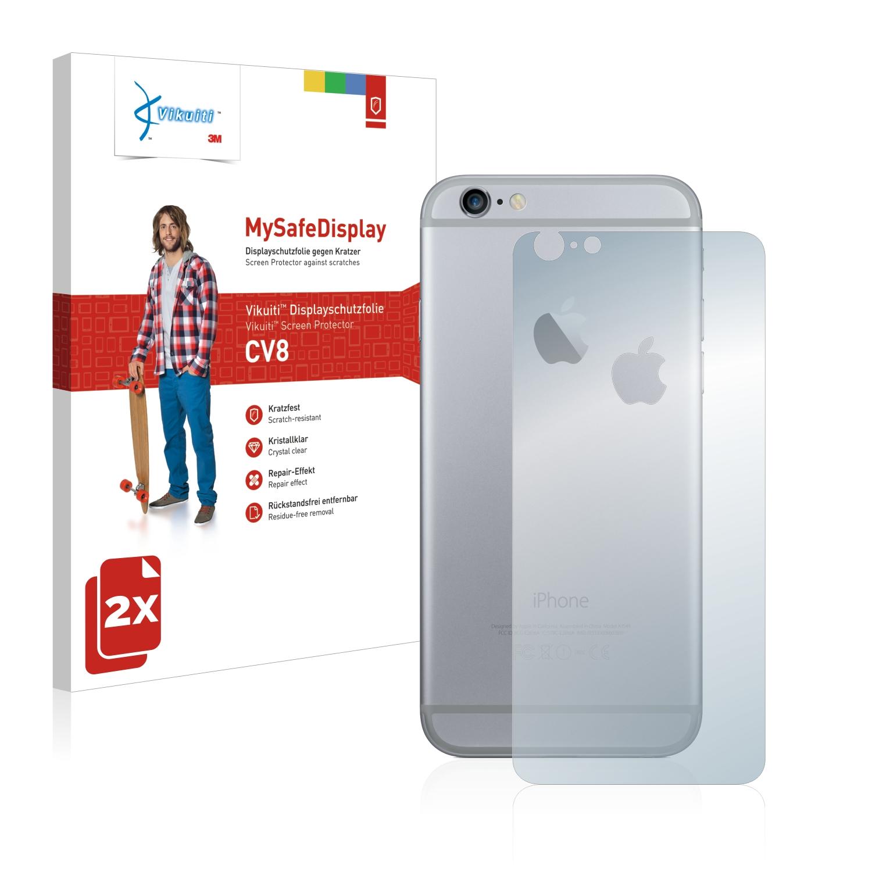 Ochranná fólie CV8 od 3M pro Apple iPhone 6 Plus Zadní strana (gesamte Fläche + LogoCut), 2ks