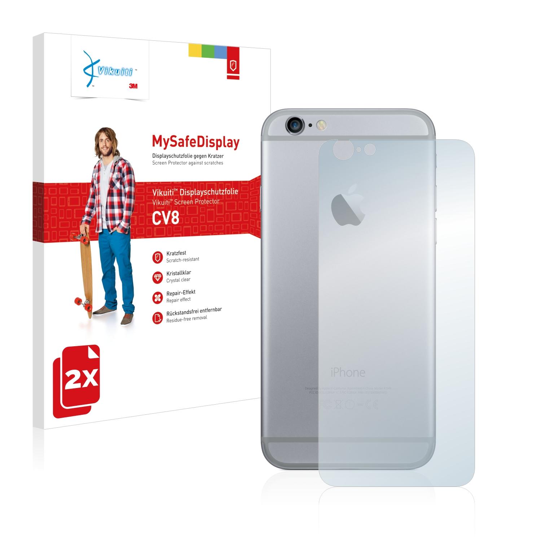 Ochranná fólie CV8 od 3M pro Apple iPhone 6 Zadní strana (gesamte Fläche), 2ks