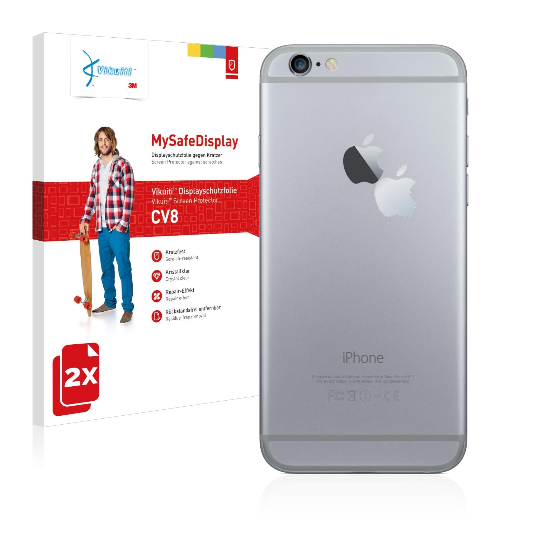 Ochranná fólie CV8 od 3M pro Apple iPhone 6 Plus (Logo auf der Zadní strana), 2ks