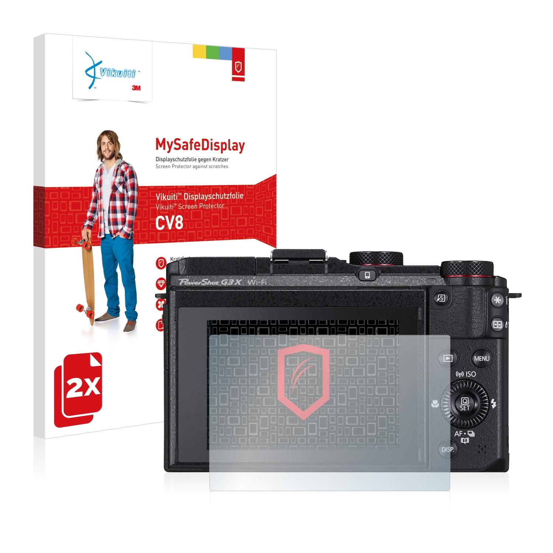 Ochranná fólie CV8 od 3M pro Canon PowerShot G3 X, 2ks