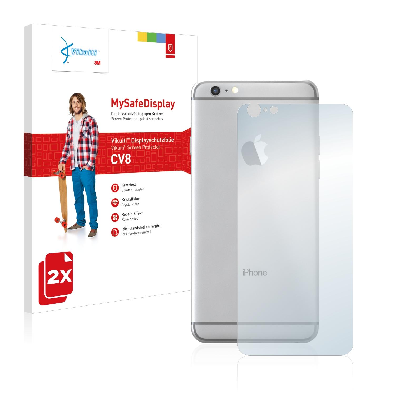 Ochranná fólie CV8 od 3M pro Apple iPhone 6S Plus Zadní strana (gesamte Fläche), 2ks