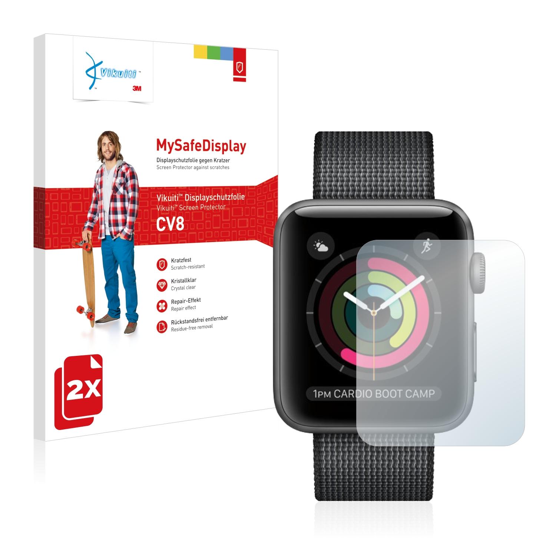 Ochranná fólie CV8 od 3M pro Apple Watch Series 2 (42 mm), 2ks