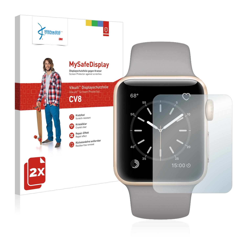 Ochranná fólie CV8 od 3M pro Apple Watch Series 2 (38 mm), 2ks