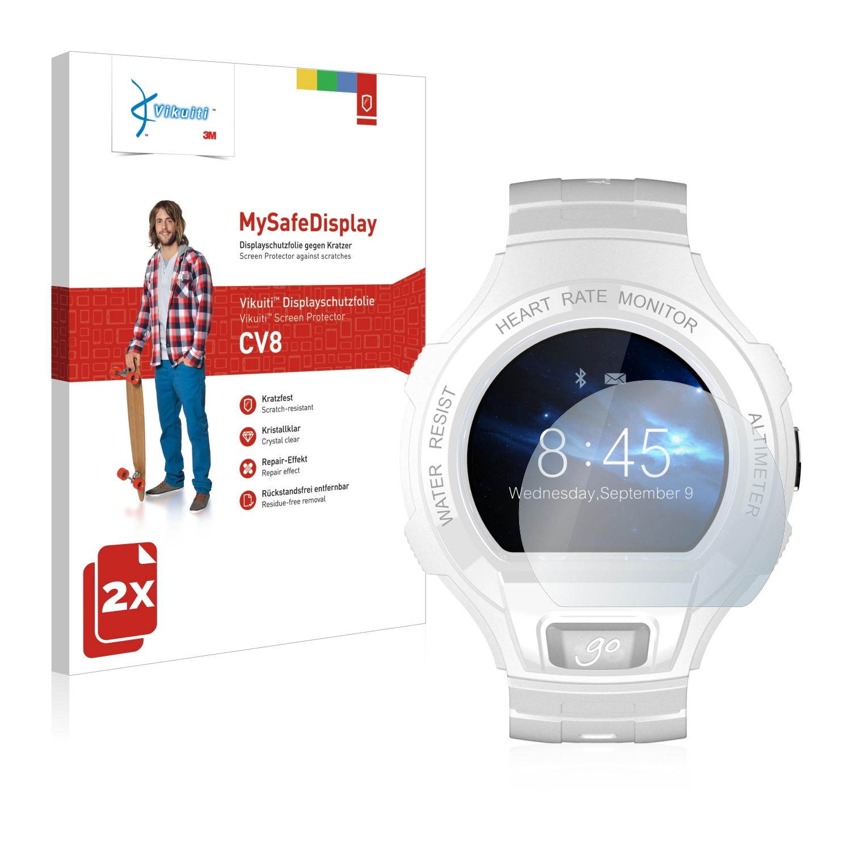 Ochranná fólie CV8 od 3M pro Alcatel Go Watch, 2ks
