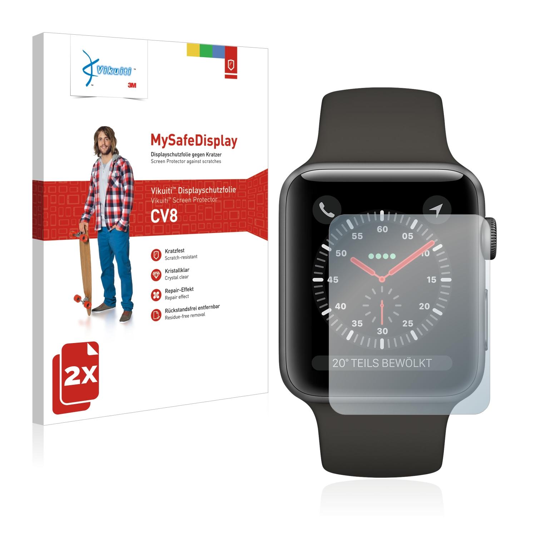 Ochranná fólie CV8 od 3M pro Apple Watch Series 3 (38 mm), 2ks