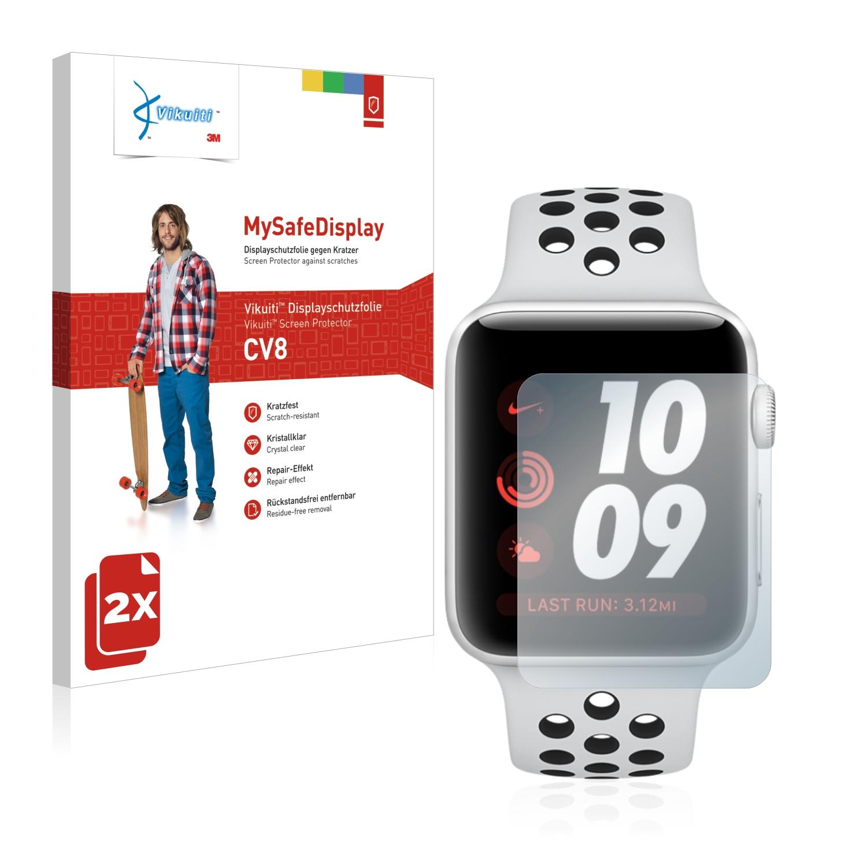 Ochranná fólie CV8 od 3M pro Apple Watch Nike Plus Series 3 (38 mm), 2ks