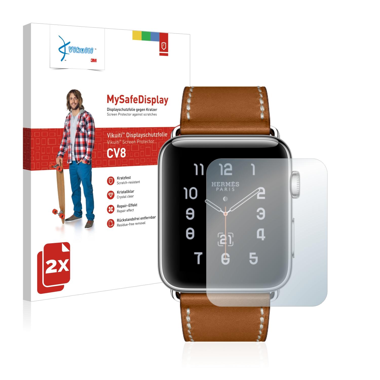 Ochranná fólie CV8 od 3M pro Apple Watch Hermčs Series 3 (42 mm), 2ks