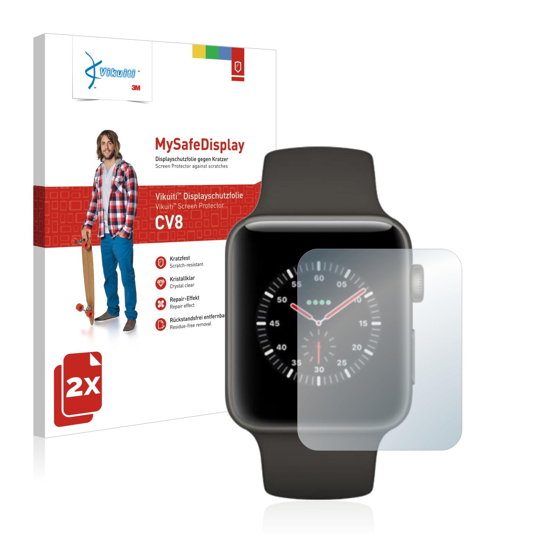 Ochranná fólie CV8 od 3M pro Apple Watch Edition Series 3 (42 mm), 2ks