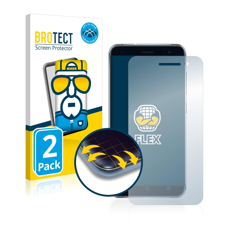Ochranná fólie BROTECT Flex Full-Cover pro Asus ZenFone 3 ZE520KL, 2ks