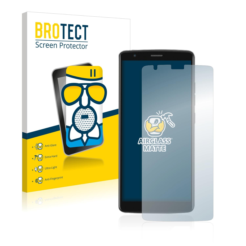 Airglass matné ochranné sklo pro Blackview A20