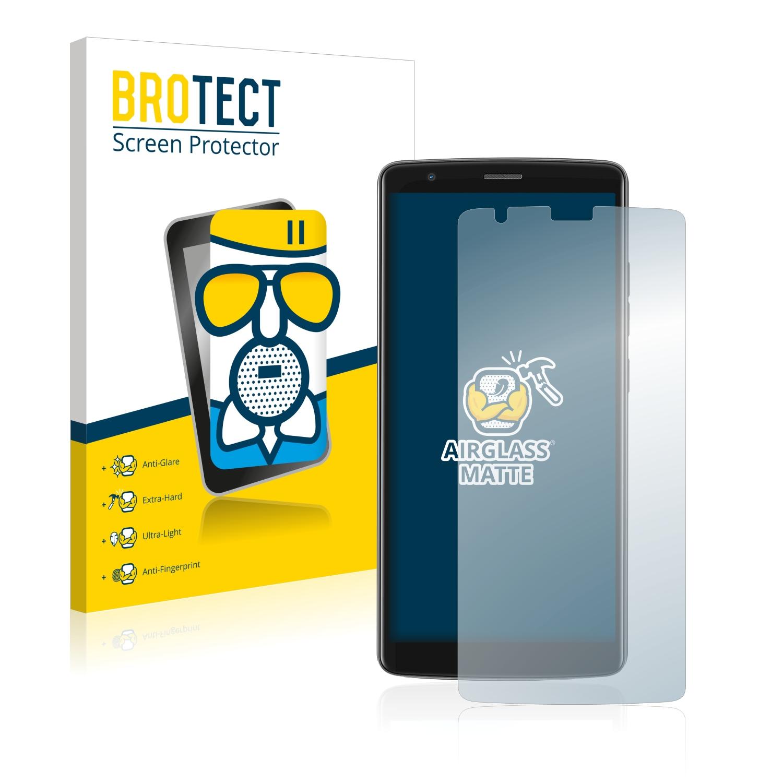 Airglass matné ochranné sklo pro Blackview A20 Pro