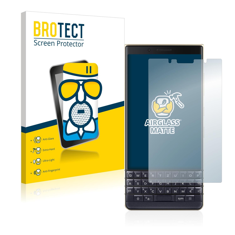 Airglass matné ochranné sklo pro BlackBerry Key2 LE
