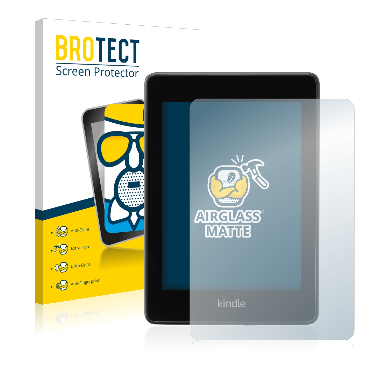 Airglass matné ochranné sklo pro Amazon Kindle Paperwhite 2018 (8. Generation)