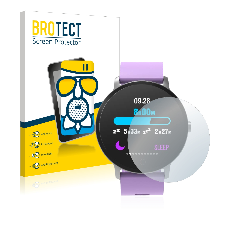 Airglass matné ochranné sklo pro BingoFit Epic Fitness Tracker
