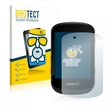 Anti-Scratch 2x BROTECT Matte Screen Protector for Garmin nuevi 2589LMT Anti-Glare Matte