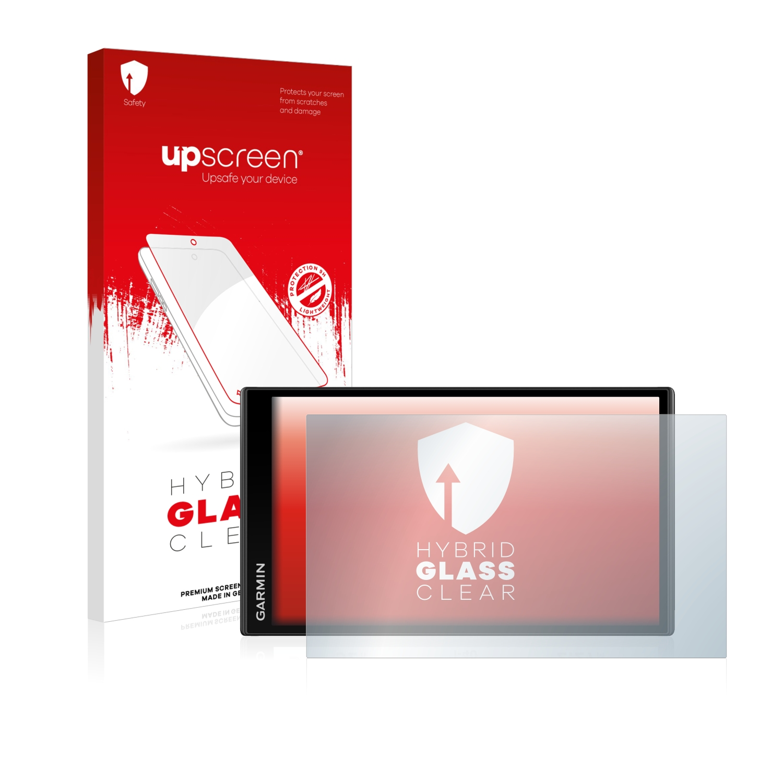 upscreen Reflection Schutzfolie Garmin Drive 61 LMT-S Displayschutzfolie Matt